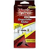 Nexa-Lotte Ultra Ungeziefer Köderdosen Boxen gegen Schaben Kellerasseln Silberfischchen kriechendes Ungeziefer, 2 Stück