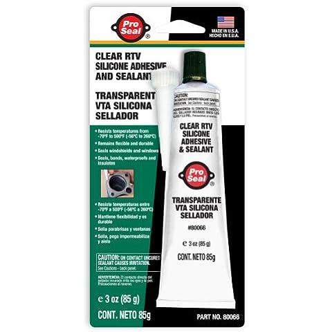 ProSeal 80066-silicona adhesivo y sellador, claire Crossover