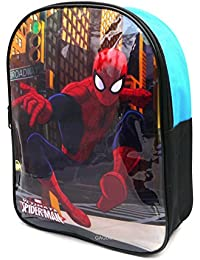 38920db4cbf1 Spiderman Backpack Boys School Bag Rucksack Back to School Officially  Licensed Product