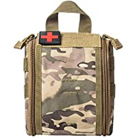 Globalqi Emergency Bag Erste-Hilfe-Kit Outdoor-Sport Reisen Bergsteigen Portable Travel Auto Anti-Care-Aufbewahrungsbox... preisvergleich bei billige-tabletten.eu