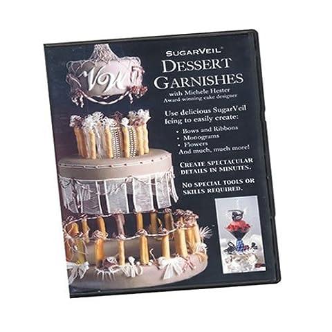 SugarVeil® Dessert Garnishes DVD