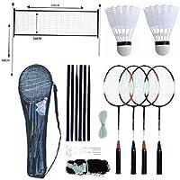 Conjunto de Badminton Unibos, color azul