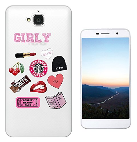 c0359-girly-lipstick-coffee-cherry-chocolate-hearts-diary-design-huawei-honor-holly-2-plus-fashion-t