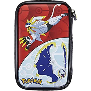 ASL Pokemon Case PXL516 (Assorted Designs/Assorted Colours) Officially Licensed Case for Nintendo 3DS 3DSXL/New/3DS 3DSXL