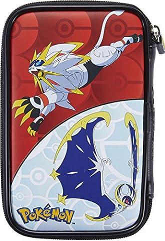 BigBen Interactive PXL516 Pokemon Pouch (moon/SUN) Rangement Console compatible Nintendo Nouvelle 3DS XL