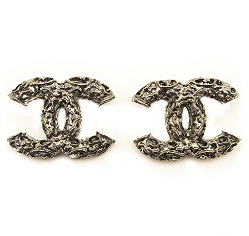 hand-xne004-broche-elegante-brodee-avec-un-design-enchevetre-en-argent-fonce-4-cm-x-3-cm-paquet-de-2