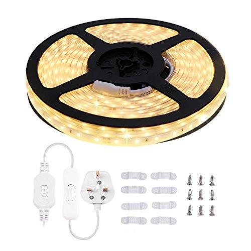 Preisvergleich Produktbild Minger ausziehbarer, flexibler LED-Lichtstreifen