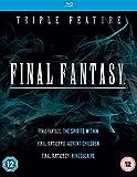 Final Fantasy Vii: Advent Children / Final Fantasy: The Spirits Within / Kingsglaive:...
