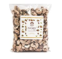 Ivory Cashew Nuts With Skin, 400g