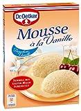 Dr.Oetker Mousse à la Vanille 60g Bourbon - Vanille