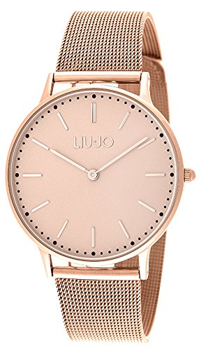 orologio solo tempo donna Liujo Time Collection trendy cod. TLJ971