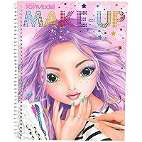 Depesche 10199Libro para Colorear Create Your Make Up TOPModel