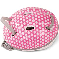 Gotz 3402331 Bike / Climbing Helmet Dots Doll Accessorie - Suitable For 45-50 cm Standing Dolls And 42-46 cm Baby Dolls - Suitable Agegroup 3+