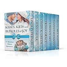 Kisses, Kids and Bundles of Joy: Seven Christian Winter Romances (English Edition)