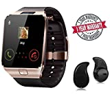 Premium Design SAMSUNG Galaxy J7 - 6 Compatible Bluetooth Smart Watch DZ09 Phone With Camera,Sim Card & SD Card Support