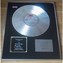 El Fantasma de la Ópera - Disco de platino - destacados de CD