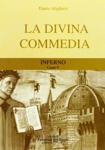 Divina Commedia. Inferno canto 5°