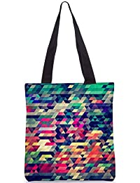 Snoogg Tote Bag 13.5 X 15 Inches Shopping Utility Tote Bag Made From Polyester Canvas - B01GCILJHG