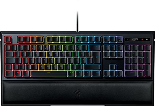 Razer RZ03-02040500-R3G1 Ornata Chroma Mechanische Tastatur Test