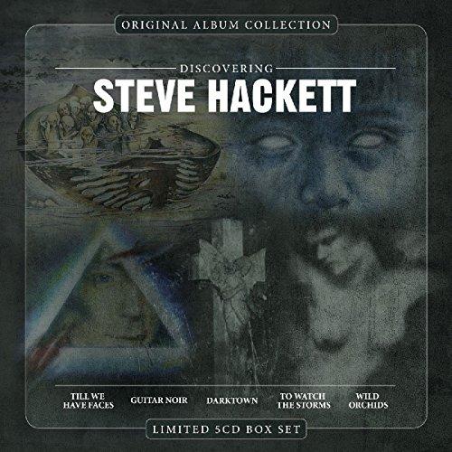 Original Album Collection: Discovering Steve Hackett [5 CD]