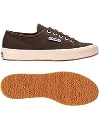 Superga - Zapatos 2750-COTU CLASSIC para hombre y mujer, cuello clásico, color liso