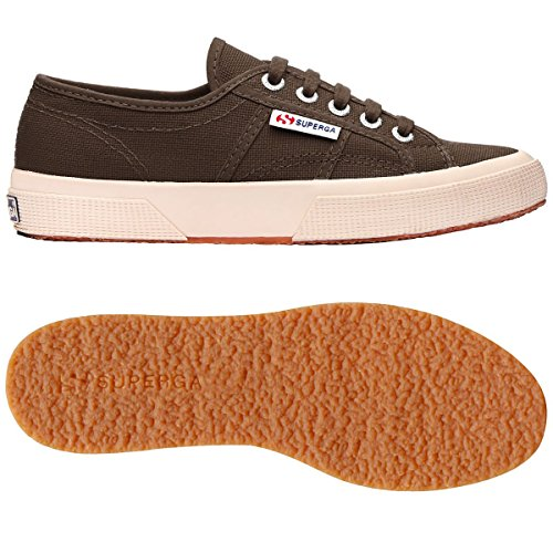 Superga 2750 Cotu Classic, Sneakers Unisex - Adulto DK COFFEE
