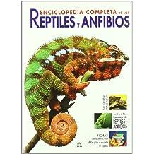Enciclopedia completa de los reptiles (Grandes Obras)