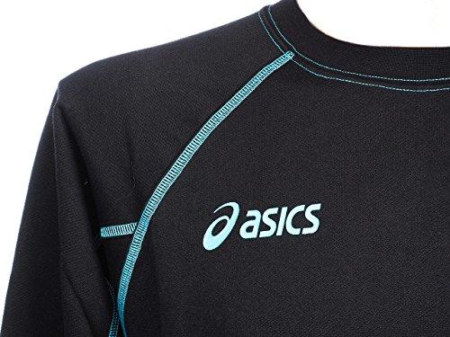 Sweat Asics Alpha nero