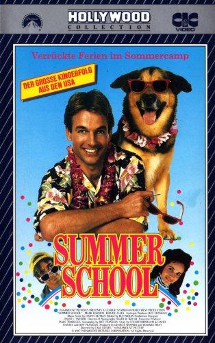 Summer School [VHS]
