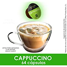 PACK AHORRO- 64 CÁPSULAS COMPATIBLES DOLCE GUSTO®* - CAPPUCCINO