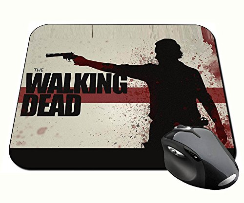The Walking Dead Rick Grimes Hat Mauspad Mousepad -