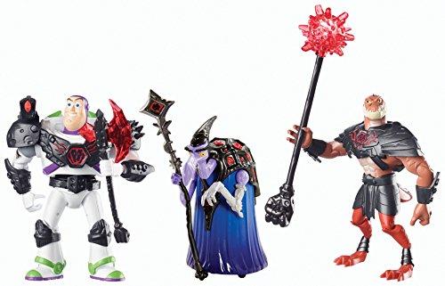 Disney Toy Story Battlesaurs (Pack of 3)