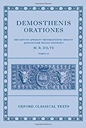 Demosthenis Orationes IV: v. 4 (Oxford Classical Texts)