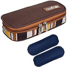 Bolsa diabética ONEGenug Enfriador de insulina Bolsa Bolsa de jeringas para la diabetes, insulina y