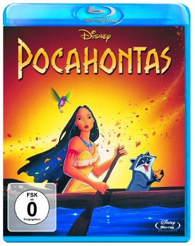 Pocahontas [Blu-ray] Digital-message-system