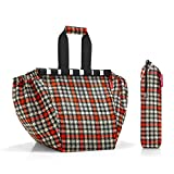 Reisenthel easyshoppingbag Glencheck red Sporttasche, 51 cm, 30L, Glencheck Red
