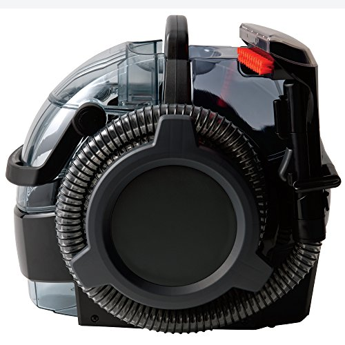 Vax S5 Kitchen And Bathroom Master Compact Steam Cleaner: BISSELL SpotClean PRO Portable Carpet Cleaner, 750 W