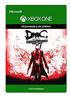 DmC Devil May Cry: Definitive Edition [Xbox One - Code jeu à télécharger] (B01LONP6CI) | Amazon price tracker / tracking, Amazon price history charts, Amazon price watches, Amazon price drop alerts