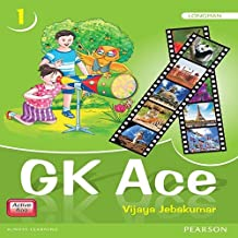 GK Ace by Pearson for Class 1