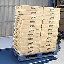 Báscula plataforma pesa palets modelo k3 condor-1212-3t con rampas (3000Kg/