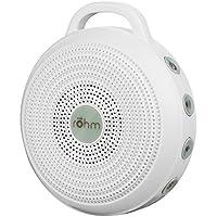 Weißes Rauschen Maschine White Noise Maschine mit 3 natürliche beruhigende Klänge, einstellbare Lautstärke Einschlafhilfe... preisvergleich bei billige-tabletten.eu