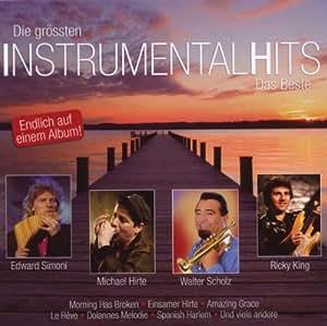 Die Grossten Instrumental Hits [Import allemand]