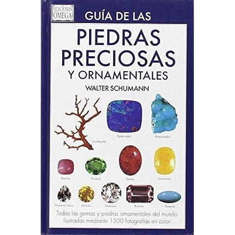 *G.PIEDRAS PRECIOSAS Y ORNAMENTALES, 3/ED.: EDEL/SCHMUKSTEINE (GUIAS DEL NATURALISTA)