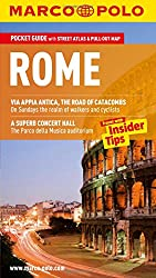 Marco Polo Guide Rome (Marco Polo Rome (Travel Guide))