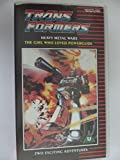 Picture Of Transformers: Heavy Metal Wars/The Girl Who Loved Powerglide (VHS VIDEO)