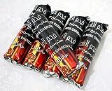 5 Rouleaux de Charbons (50 Tablettes) Pour Chiacha, Narguilés, Pipes à Eau -...
