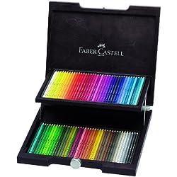 Faber-Castell 09117572 - Lápices de colores, 72 unidades