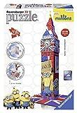 Ravensburger - 12589 - Puzzle 3D - Big Ben Minions - 216 Pièces