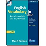 English Vocabulary In Use. Pre-intermediate And Intermediate (with Answers and CD-ROM) - 3ª Edición (Face2face)