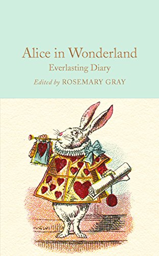 Alice In Wonderland Everlasting Diary (Macmillan Collector's Library)